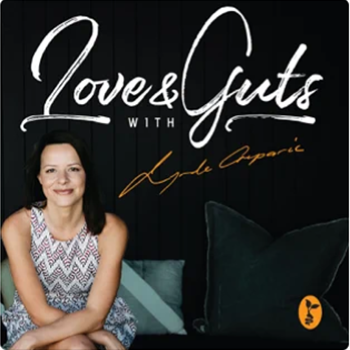 Love and guts podcast image